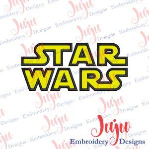 Star Wars Applique Designs