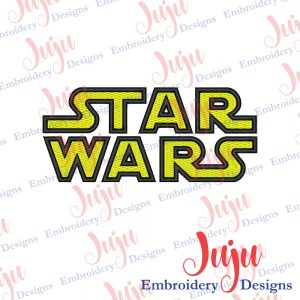 Star Wars Embroidery Designs