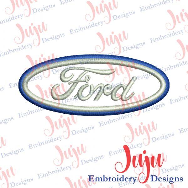 Ford Applique Design